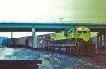 NYSW 3002 at dusk